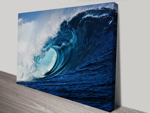 Surfscape Canvas Art Unique Gift Ideas AU