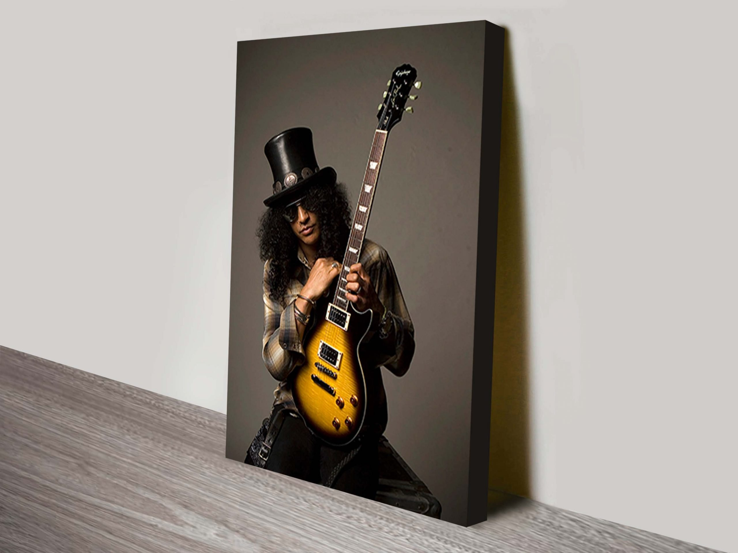 Slash Photo Canvas Art Print