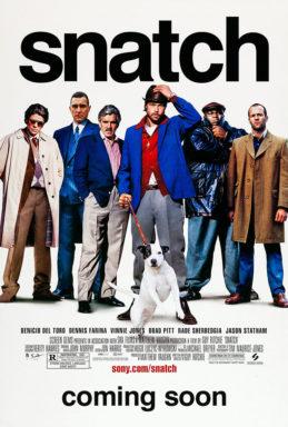 Snatch Movie Poster Art Print