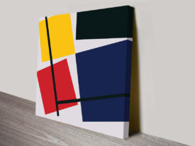 Sommaire Abstraction Theo van Doesburg