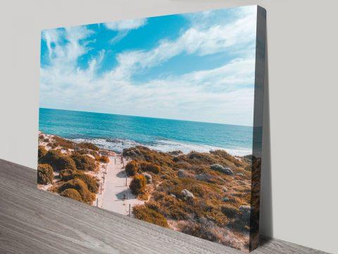 Sovereign Beach Canvas Wall Art
