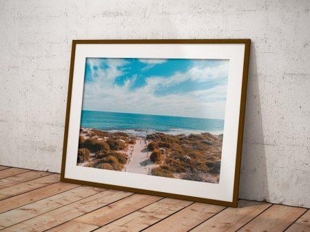 Sovereign Beach Framed Art for House