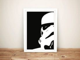 Star Wars Framed Wall Art