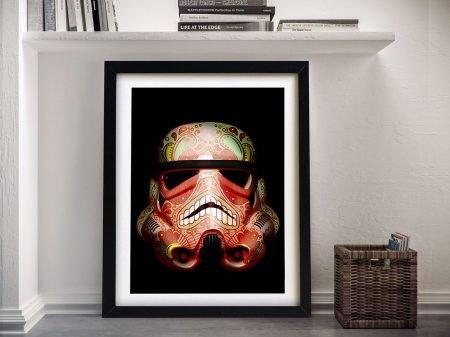 Buy Star Wars Art Framed Wall Artwork