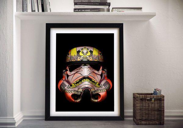 Star Wars Stormtrooper Canvas Posters Online Adelaide