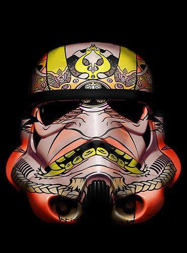Star Wars Stormtrooper Canvas Wall Art Prints Online Adelaide