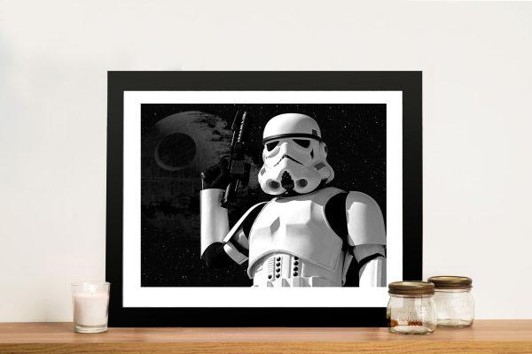 StormTrooper Framed Wall Pop Art