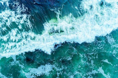 Avalon Surf Break Wannanup Canvas Wall Art