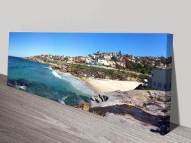 Tamarama Panorama Canvas Wall Art