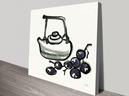 Tea and Grapes