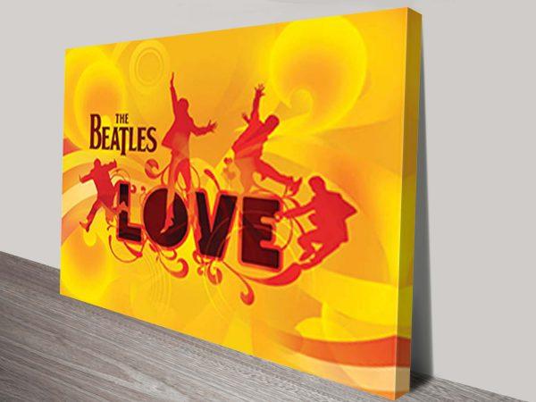 The Beatles Love album Art