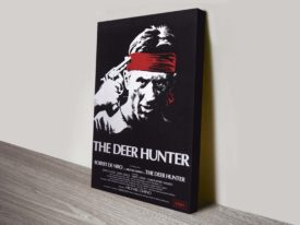 The Deer Hunter Movie Poster Canvas Print