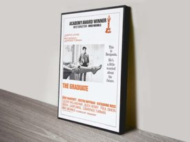 The Graduate Movie Poster Canvas Print