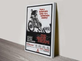 Buy The Great Escape Movie Poster Wall Art