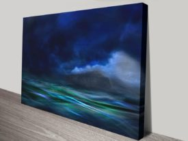 The Island canvas prints gallery