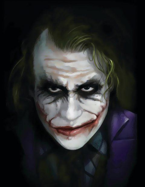 The Joker The Dark Knight
