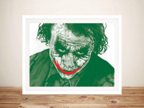 The Joker In Green