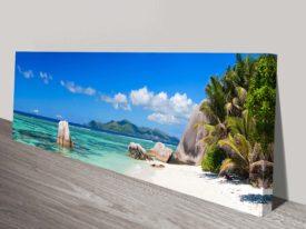 beach canvas prints melbourne