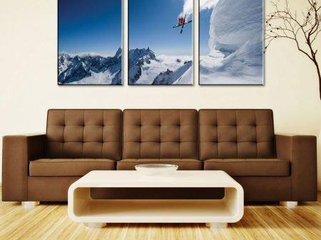 Thrill of the Snow 3 Panel