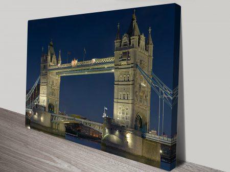 Tower Bridge Wall Art Print