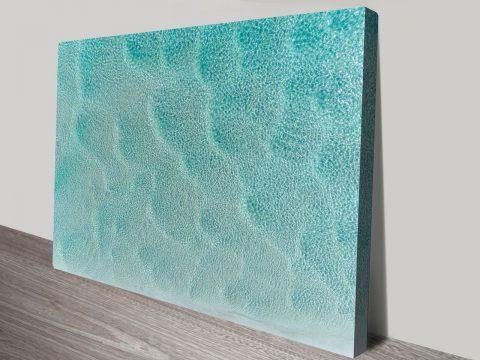 Turquoise Waters Prints Australia