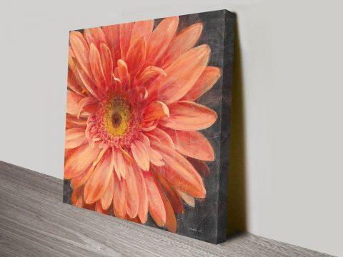 Vivid Floral Crop II Danhui Nai Artwork