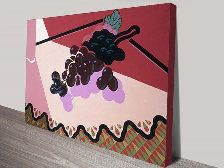 Patrick Caulfield Selected Grapes Vintage Pop Art