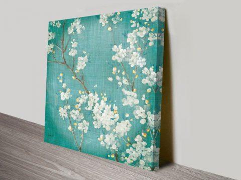 White Cherry Blossoms II