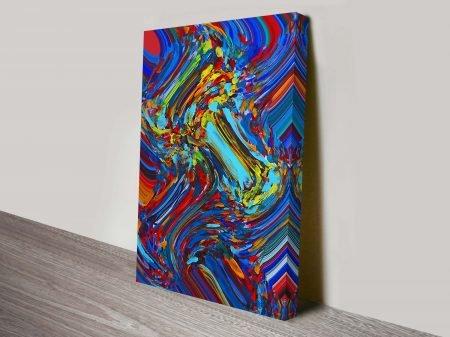 abstract art xavier alexander