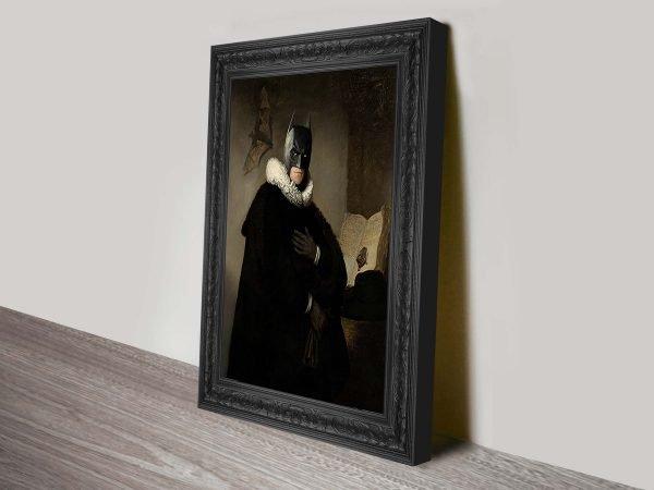Batman Markus Pilgrim Medieval Menace