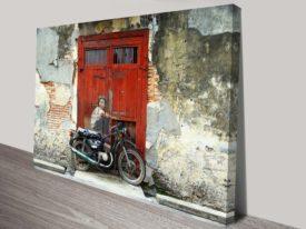 Buy Banksy Graffiti Art Prints Sydney
