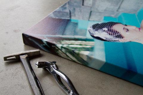 Stretched Canvas Prints Australia