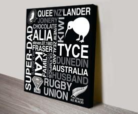 Canvas Prints New Zealand