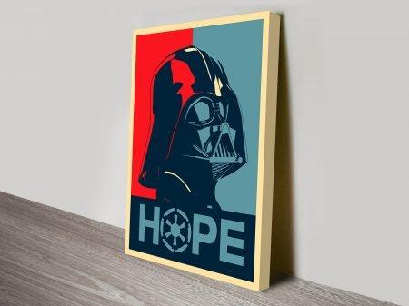 Buy Darth Vader Propaganda Star Wars Art