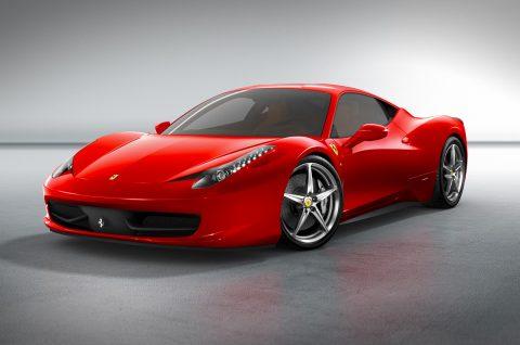 Ferrari Canvas Picture Art