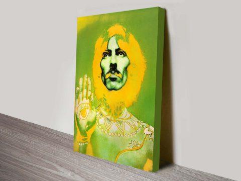 George Harrison pop art online