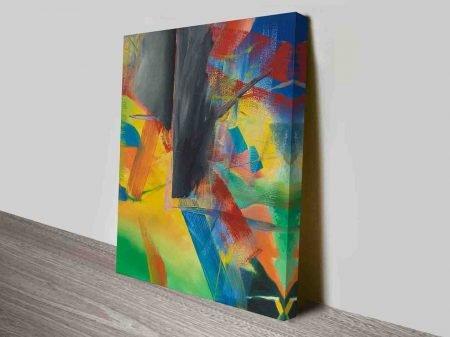 Gerhard Richter Ingrid Canvas Print