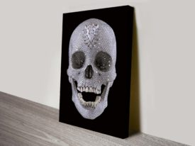 For the Love of God Damien Hirst Print