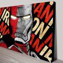 Iron Man Street Art