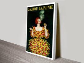 Leonetto Cappiello Cachou Lajaunie Vintage Poster Print