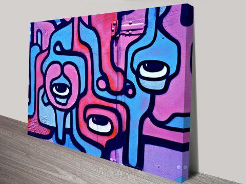 Graffiti Wall Art Prints