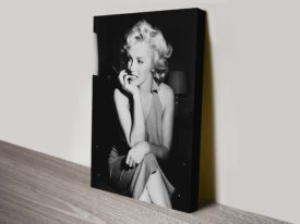 marilyn monroe canvas artwork