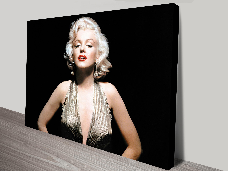 marilyn monroe pop art canvas print online au. Black Bedroom Furniture Sets. Home Design Ideas