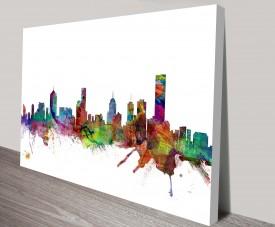 Buy Colourful Michael Tompsett Prints Cheap Online
