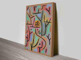 Paul Klee Park Bei Lu wall art print online