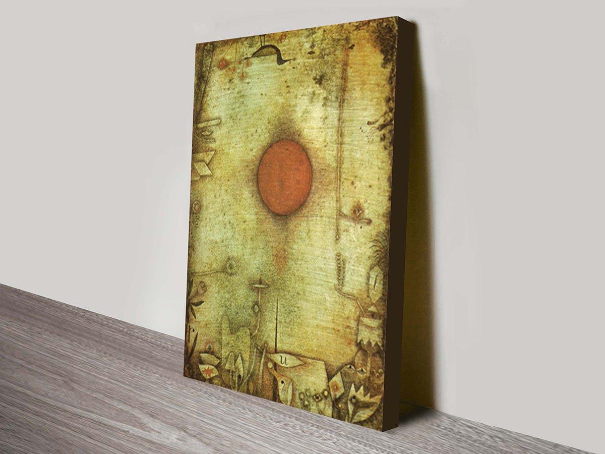 Ad Marginem Paul Klee Modern Prints