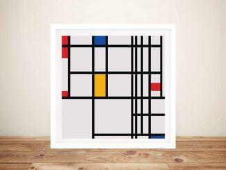 Our Top 10 Piet Mondrian Artworks