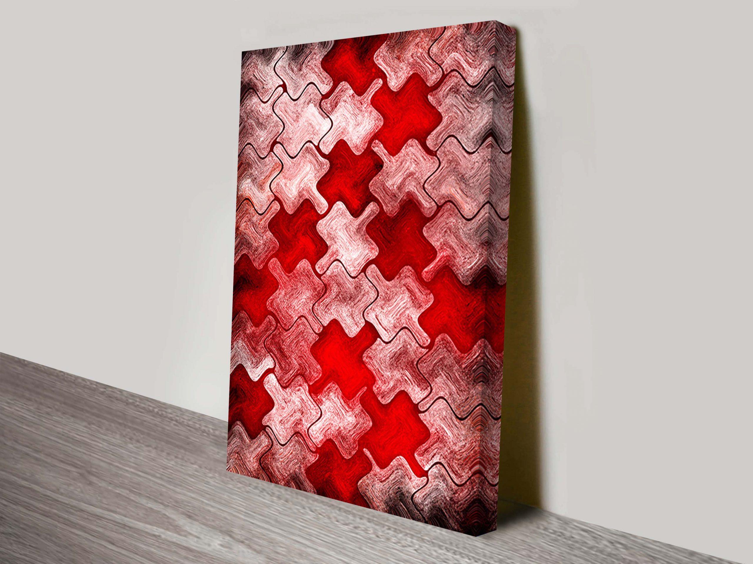 Elemental Desire abstract canvas art sydney