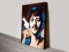Ringo Starr pop art