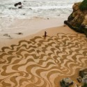 Sand Sketching Goes Viral